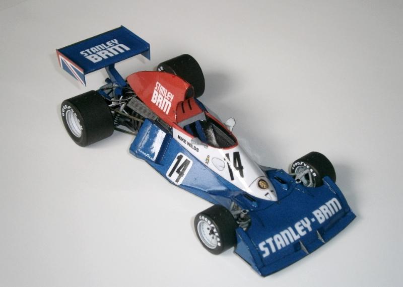 BRM P201
