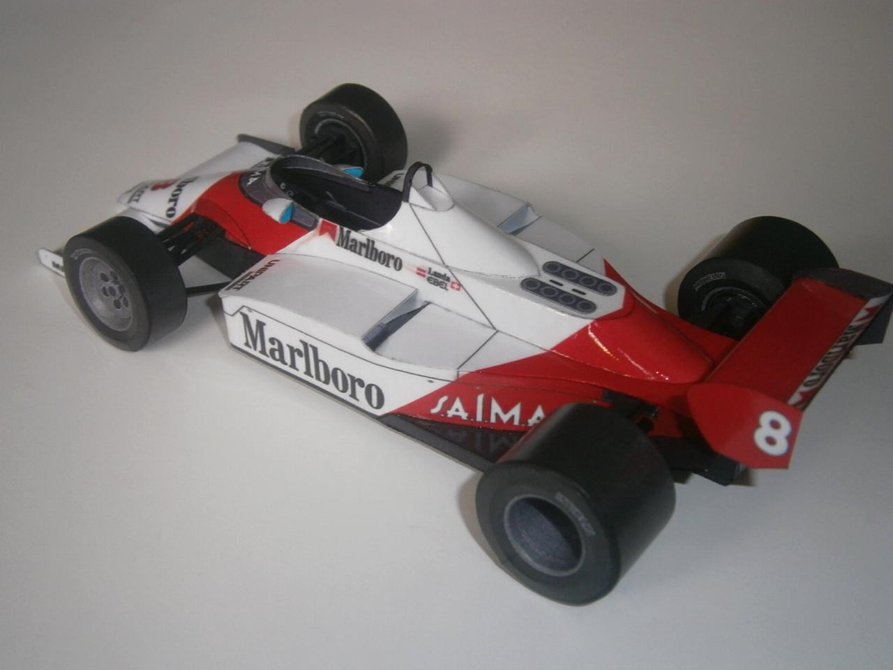 McLaren MP4-1C