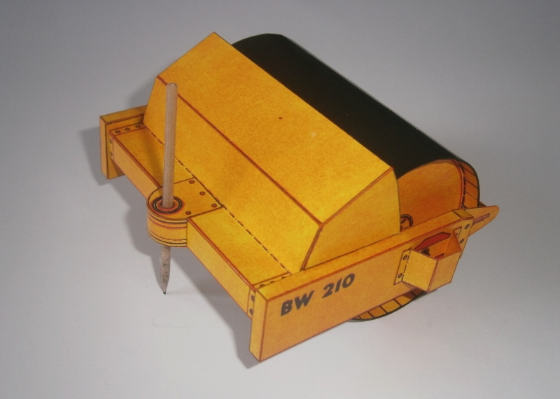 Bomag BW 210