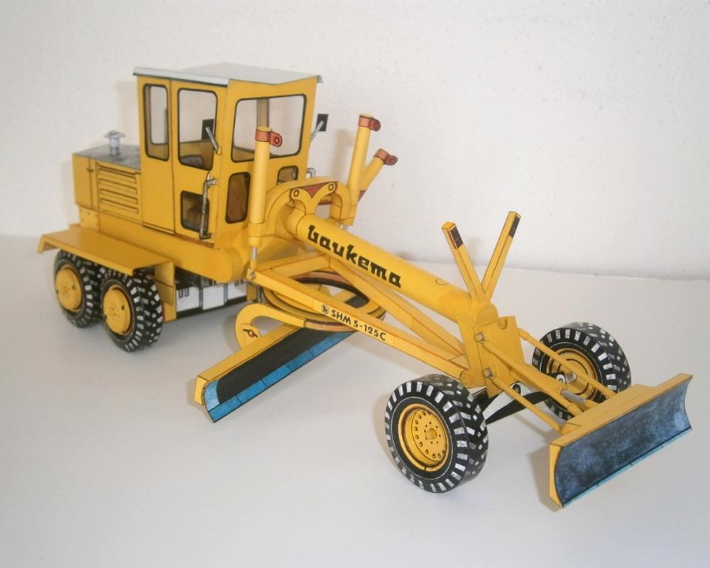 Autograder SHM 5-125 C