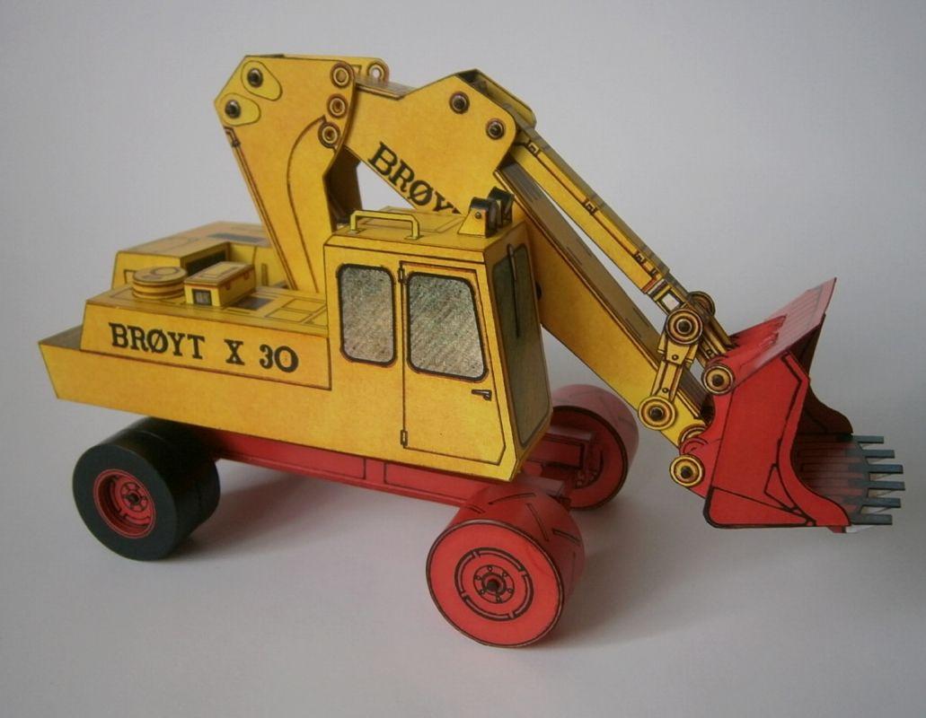 Broyt X 30