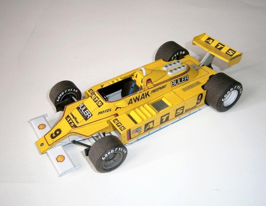 ATS D3 - M.Surer 1980