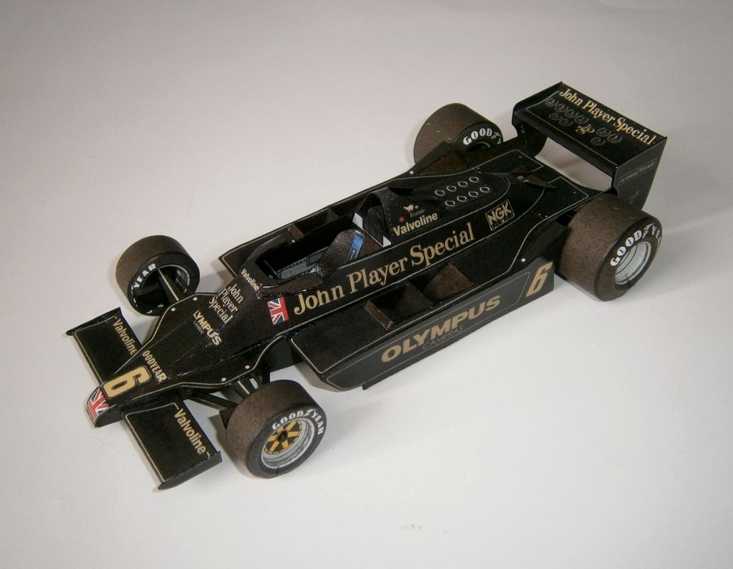Lotus 79 JPS - R.Peterson 1978