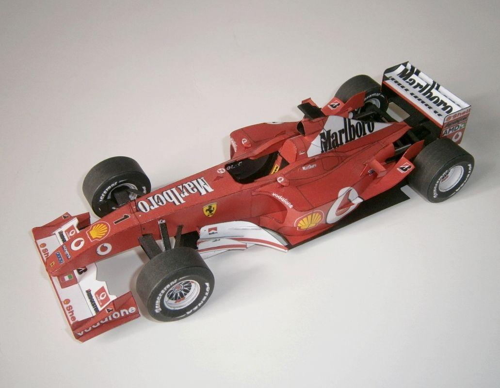 Ferrari F2003-GA - M.Schumacher 2003