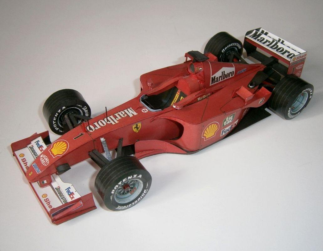 Ferrari F2001 - M.Schumacher 2001