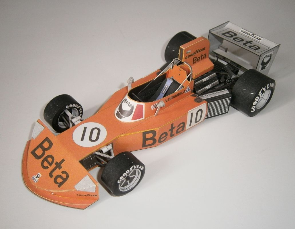 March 741 - V.Brambilla 1974
