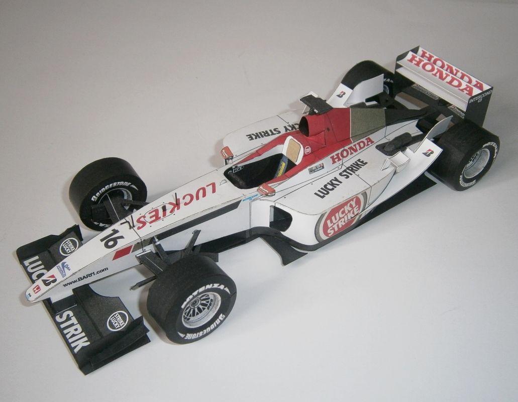 BAR 005 - J. Villeneuve 2003