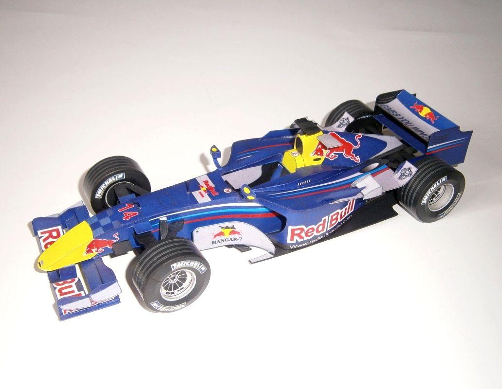 Red Bull RB2 - 2006