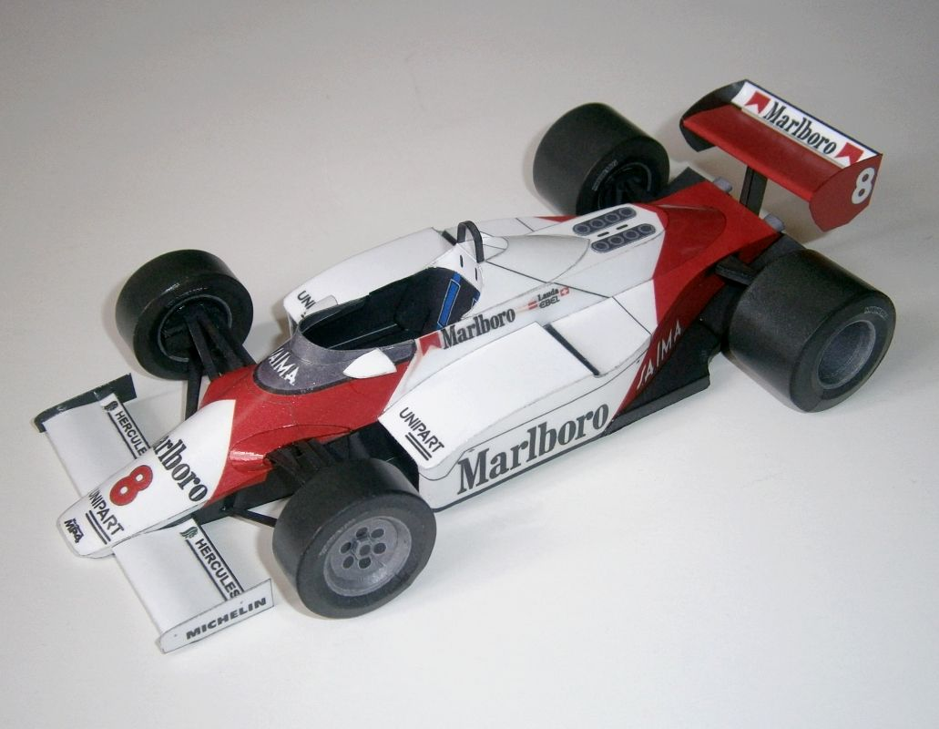 McLaren MP4-1C - Niki Lauda 1983