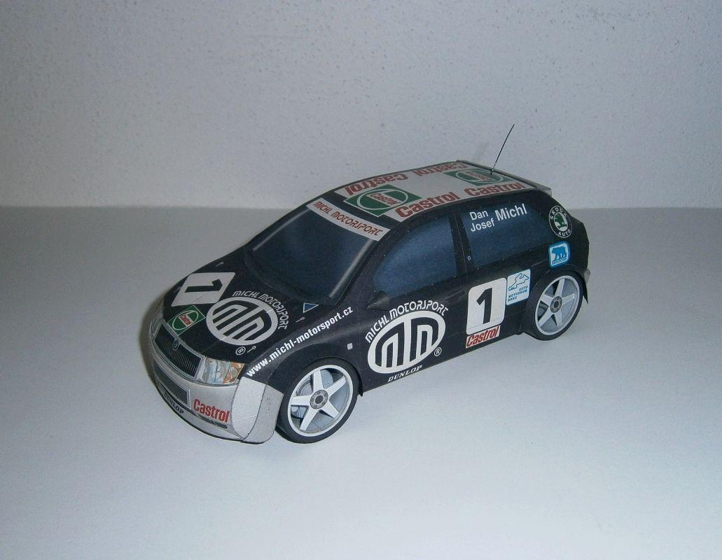 Škoda Fabia MM 01