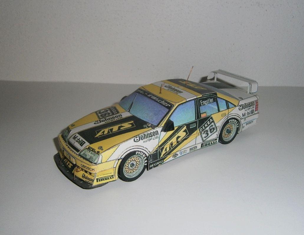 ABC - Opel Omega 3000 EVO I