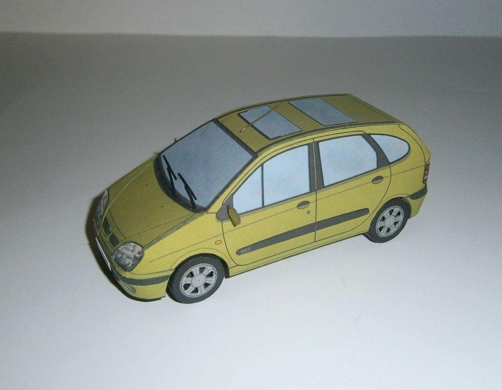 Renault Scénic 602