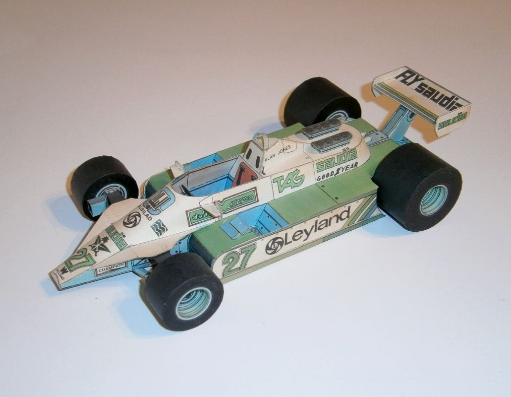 ABC - Williams FW07B - A.Jones 1979