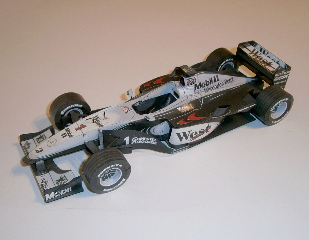 ABC - McLaren MP4-15 - M.Hakkinen 2000