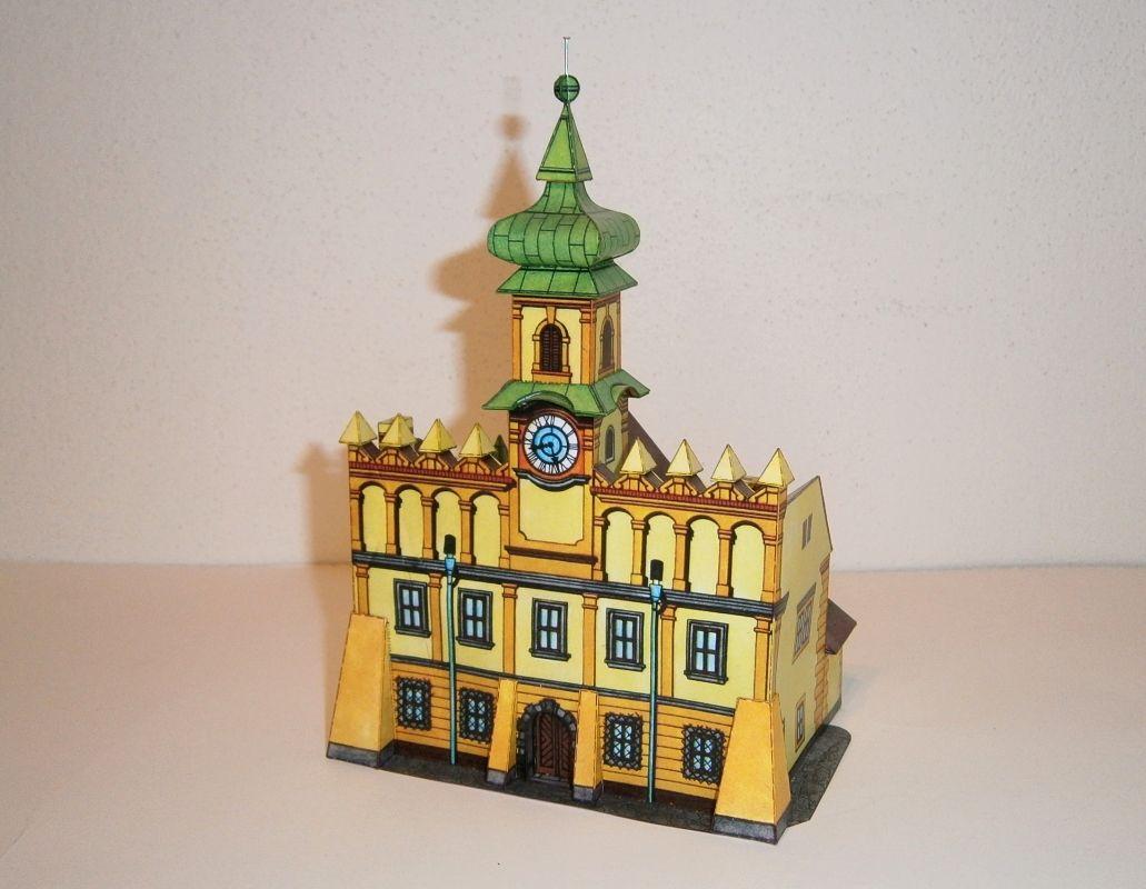 Renesanční radnice