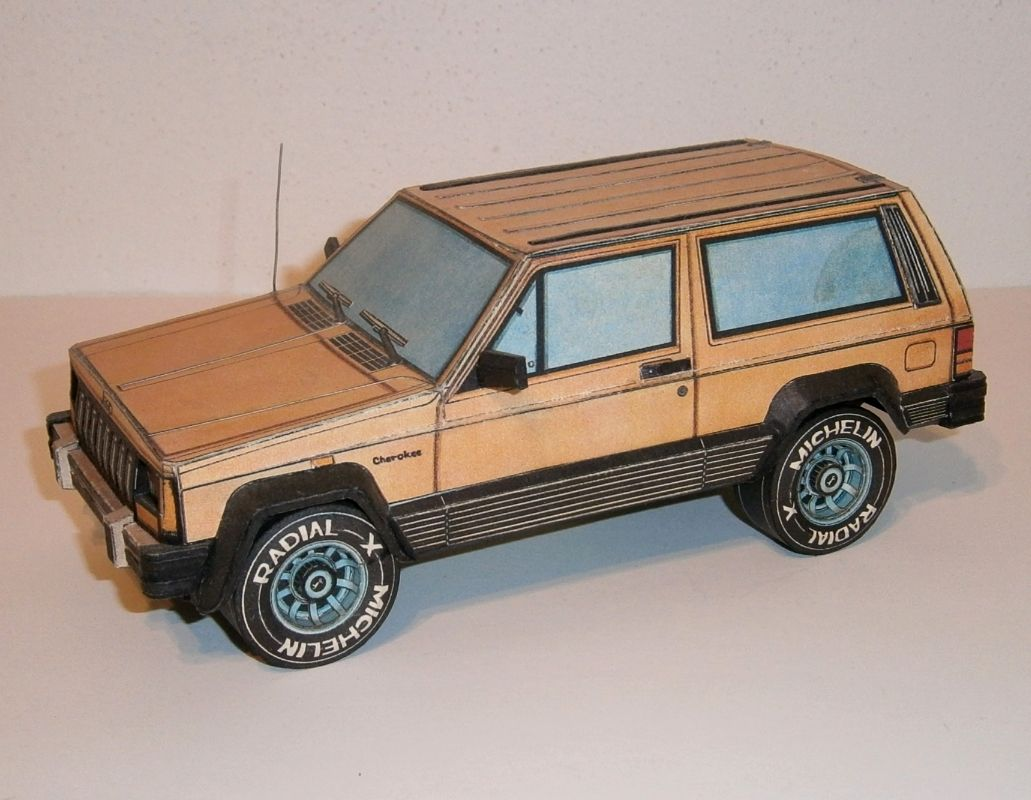 ABC - Jeep Cherokee