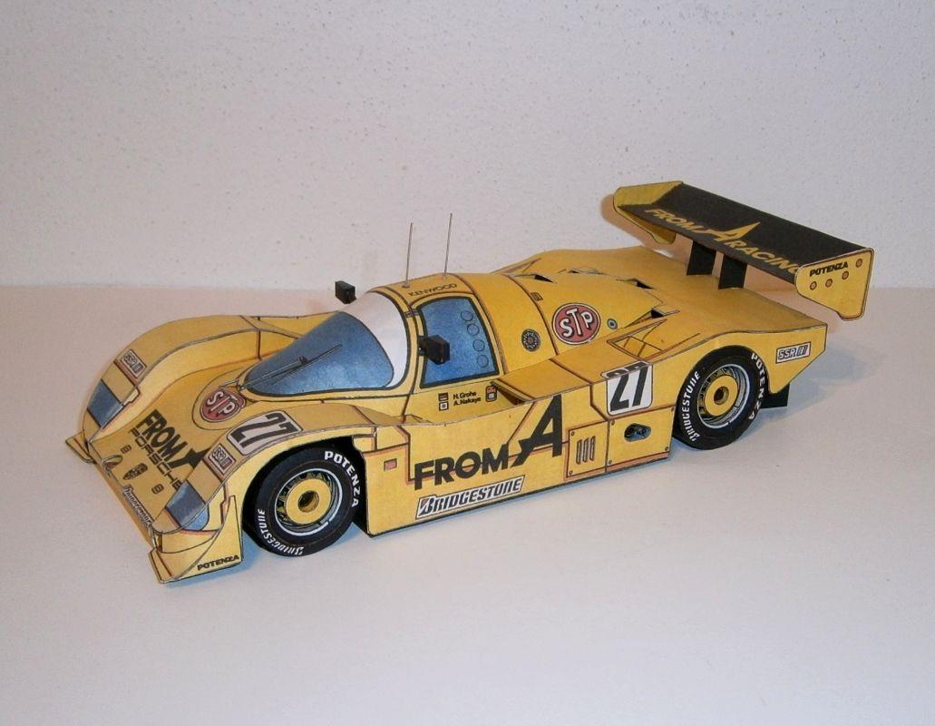 ABC - Porsche 962C From A