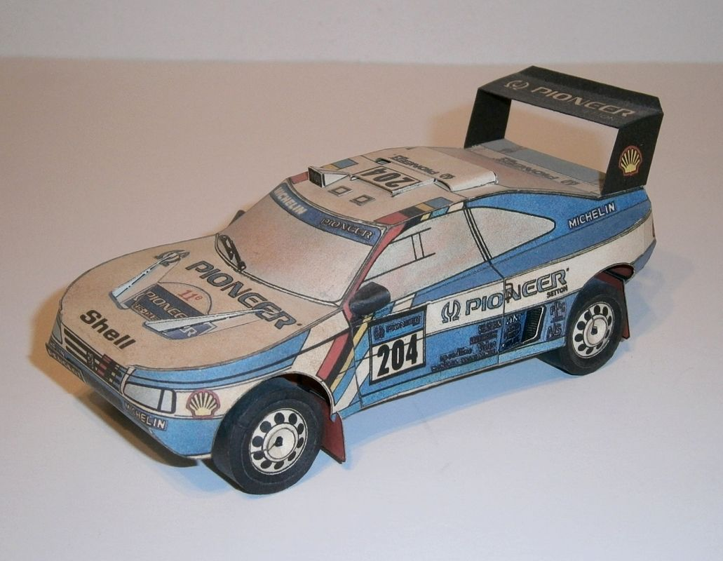 ABC - Peugeot 405 Turbo 16