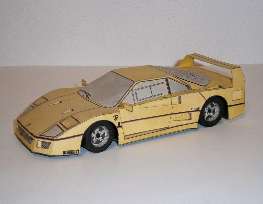 ABC - Ferrari F40