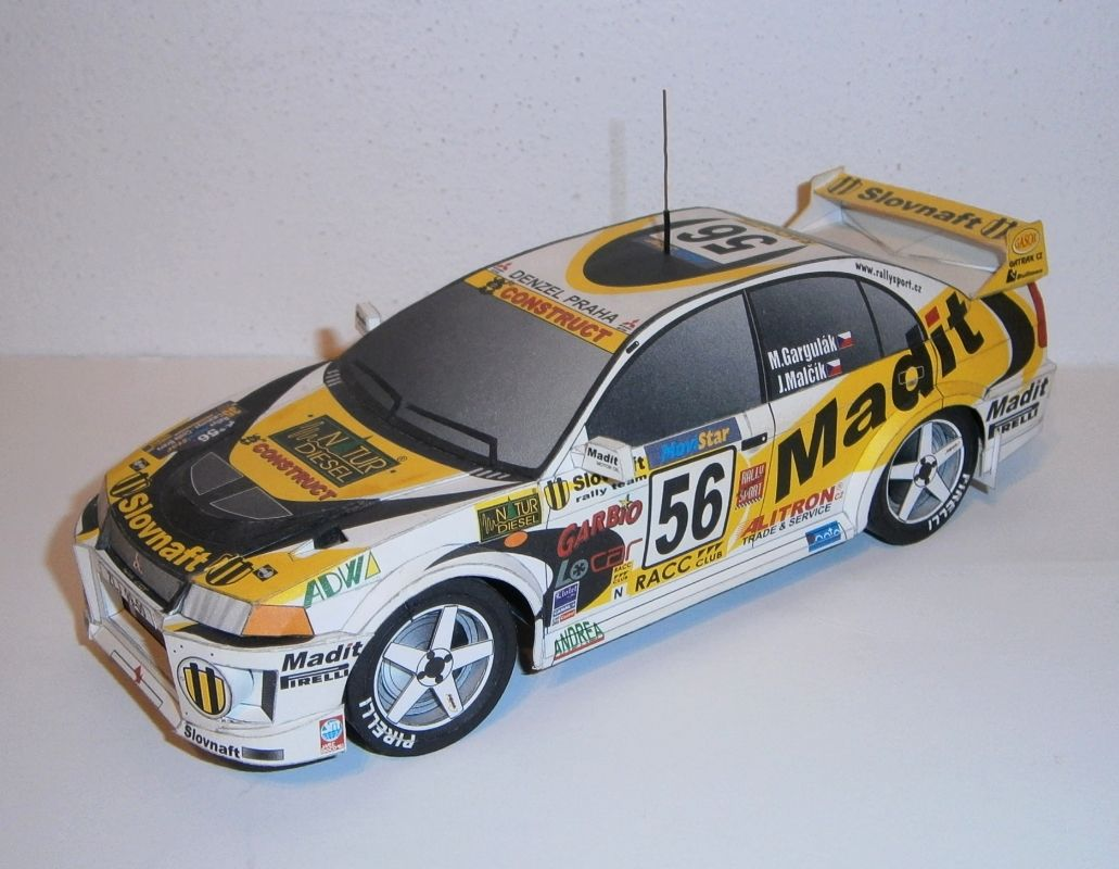 Mitsubishi Carisma GT Evo 5