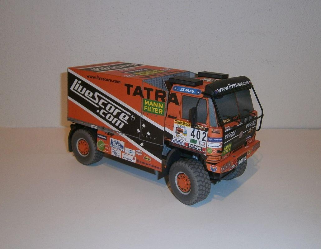 Tatra 815 4x4 - Africa Eco Race 2011