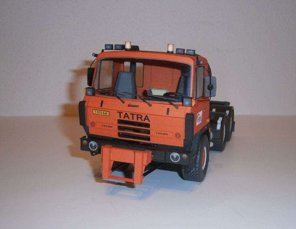 Tatra 815 NTH 6x6 + SYKO-5M