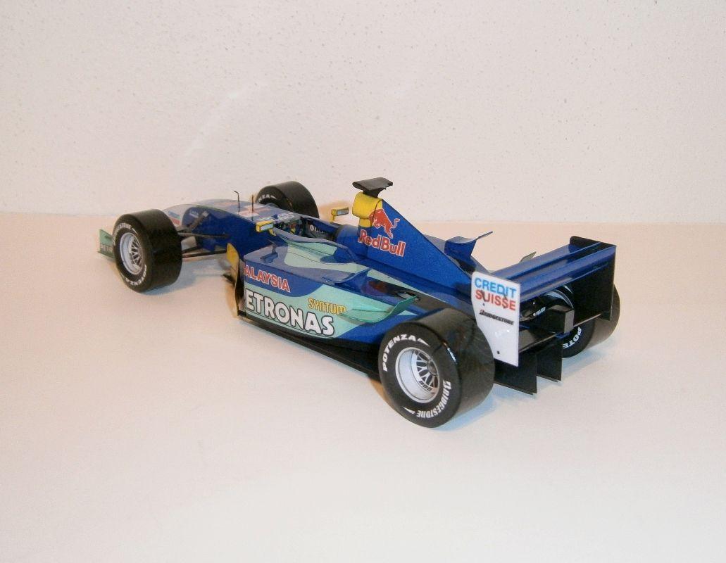 Sauber Petronas C22 - Heinz-Harald Frentzen 2003