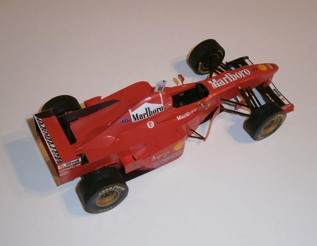 Ferrari 310B - Michael Schumacher, GP Monaco 1997