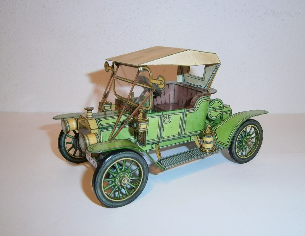 ABC - Ford T - 1908