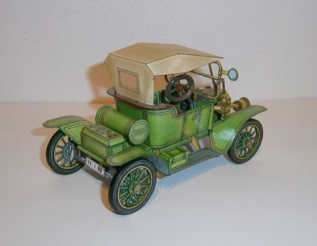 Ford T - 1908