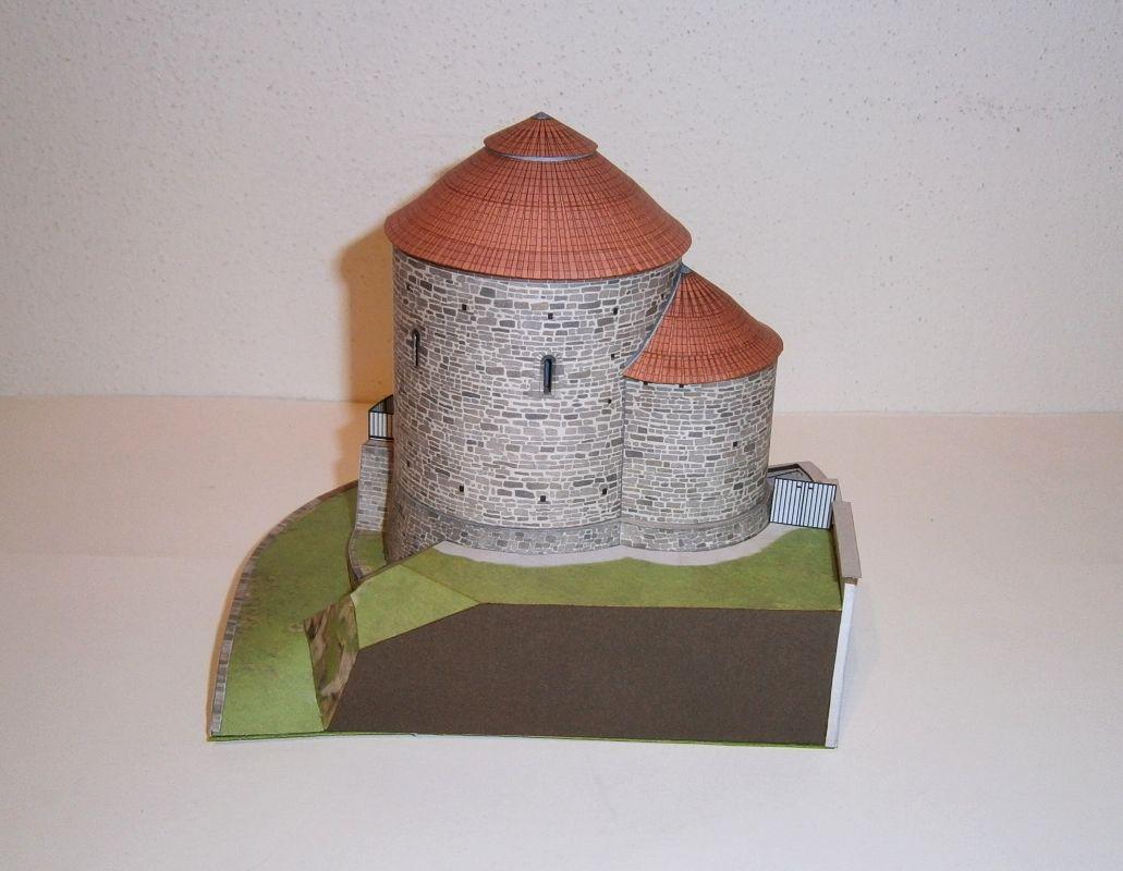 Rotunda svaté Kateřiny